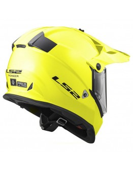 LS2 MX436 Pioneer H-V Yellow