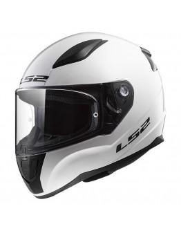 LS2 FF353J Rapid Mini White