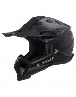 LS2 MX470 Subverter Noir Matt Black