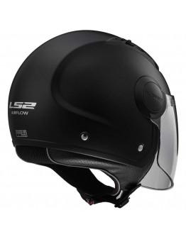 LS2 OF562 Airflow Black