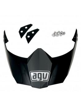 AGV Γείσο Ax-8 Dual/Evo Black