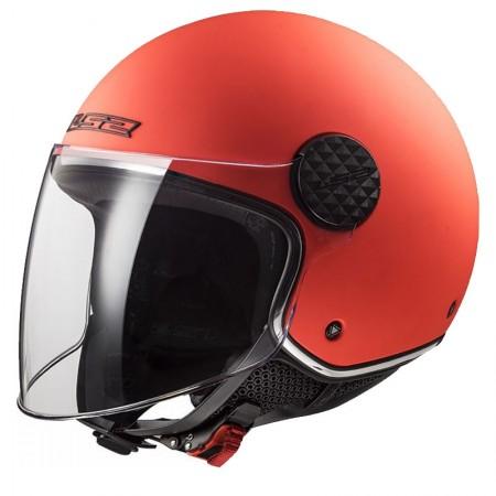 LS2 OF558 Sphere Lux Matt Fluo Orange