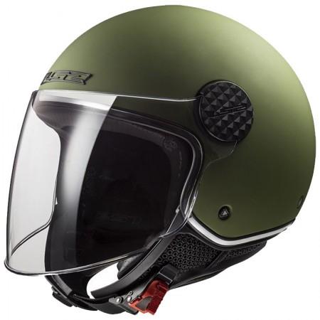 LS2 OF558 Sphere Lux Matt Military Green