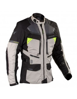 Nordcode Adventure Evo Lady Jacket Black/Light Grey Fluo