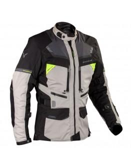 Nordcode Adventure Evo Lady Jacket Black/Light Grey Fluo