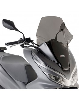 Givi Ζελατίνα Honda PCX 125 18-19 Smoke