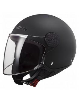 LS2 OF558 Sphere Lux Black Matt