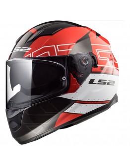 LS2 FF320 Stream Evo Kub Red/Black