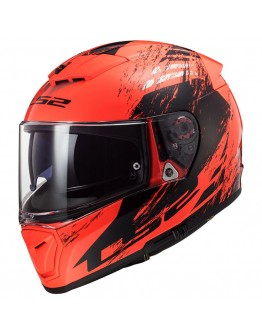 LS2 FF390 Breaker Swat Fluo Orange/Black