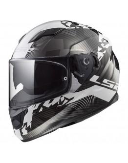 LS2 FF320 Stream Evo Hype White/Black/Titanium