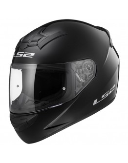 LS2 FF352 Rookie Black