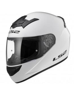 LS2 FF352 Rookie White