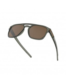 Oakley Latch Beta Olive Ink Lens Prizm Tungsten
