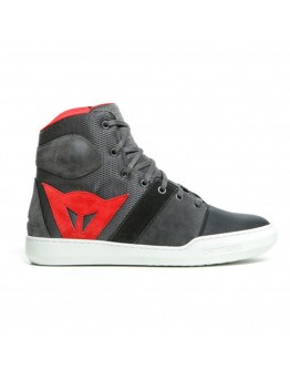 Dainese York Air Shoes Phantom/Red