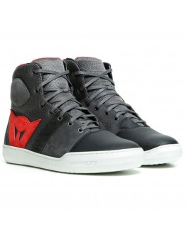 Dainese York Air Shoes Phantom/Red