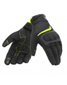 Dainese Air Master Γάντια Black/Fluo-Yellow