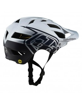 TLD MTB A1 Classic Mips Silver/Navy