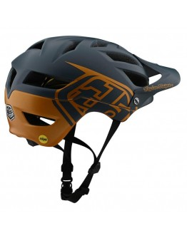 TLD MTB A1 Classic Mips Gray/Gold