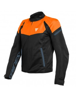 Dainese Bora Air Tex Jacket Flame-Orange/Black-Iris/Black