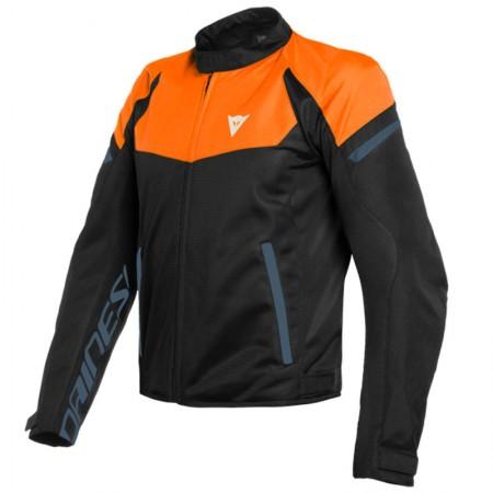 Dainese Bora Air Tex Jacket Flame-Orange/Black-Iris/Black