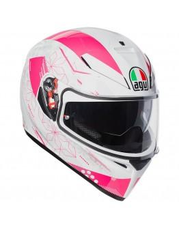 AGV K3 SV Izumi White/Pink