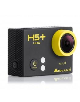 Midland H5+ 4K Action Camera