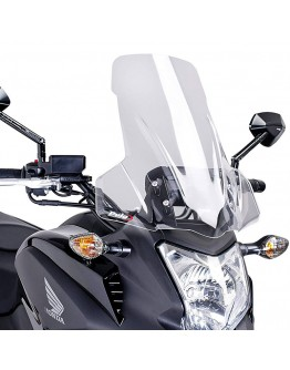 Puig Ζελατίνα Touring Honda NC700X 12-13 Clear
