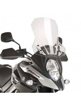 Puig Ζελατίνα Touring Suzuki DL 650 V-Strom 17-18 Clear