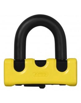 Abus Κλειδαριά Δίσκου Granit Power XS 67 Yellow