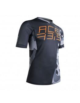 Acerbis MTB Combat Jersey Black/Grey