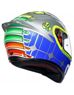 AGV K1 Top Rossi Mugello 2015