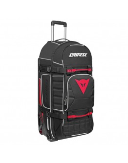 Dainese D-Rig Wheeled Bag Stealth-Black 123L