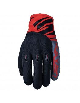 Five E3 Evo Γάντια Red
