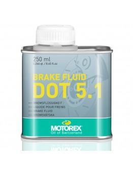Motorex Υγρά Φρένων DOT 5.1 250ml