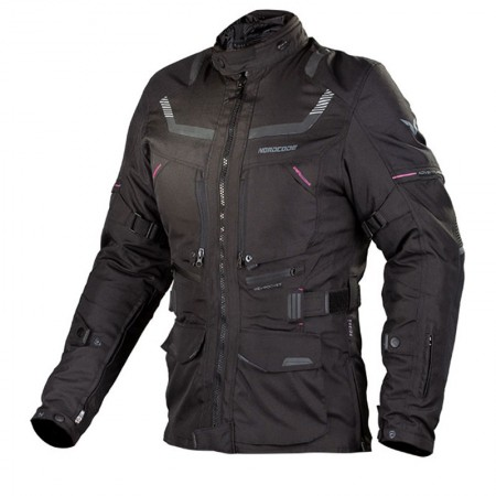 Nordcode Adventure Evo Lady Jacket Black