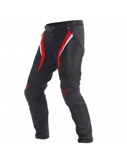 Dainese Drake Super Air Tex Παντελόνι Black/Red/White