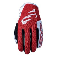 Five MX MXF3 Γάντια Red/White