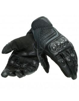 Dainese Carbon 3 Short Γάντια Black/Black