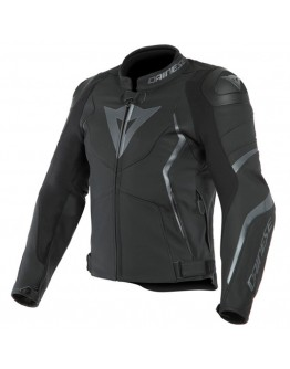 Dainese Avro 4 Leather Jacket Black-Matt/Anthracite