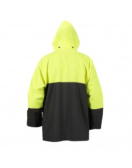 Nordcode Anorak Rain Jacket Fluo/Black