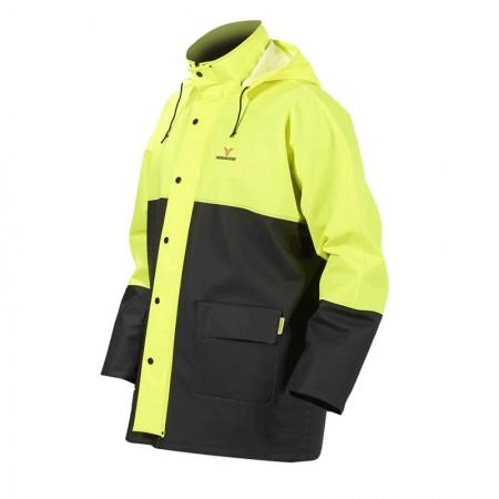 Nordcode Anorak Rain Jacket Fluo/Black