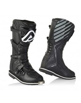 Acerbis E-Team Μπότες Black