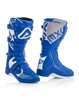 Acerbis Μπότες X-Team Blue/White