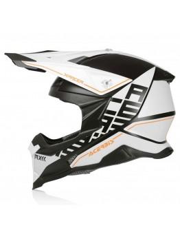 Acerbis X-Racer VTR White/Black