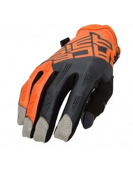 Acerbis MX X-H Γάντια Orange/Grey