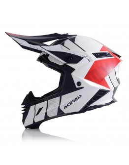 Acerbis X-Track VTR White/Red