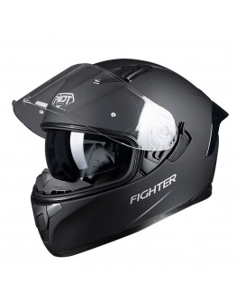 Pilot Flipper Fighter Black Matt