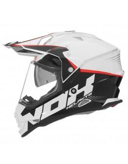 Nox N312 Crow White/Black