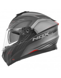 Nox N918 Upside Black/Red