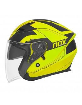 Nox N127 Metro Neon Yellow